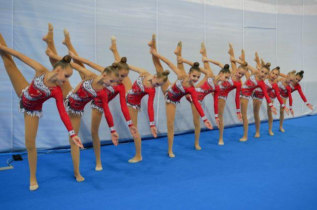 Гимнастки из Тюмени выступят на соревнованиях в Эстонии