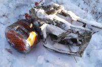 Бортовой самописец разбившегося Ан-148.