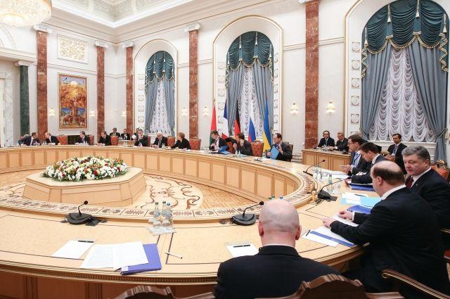 Тука: Минские соглашения следует дополнить с учетом миссии миротворцев ООН
