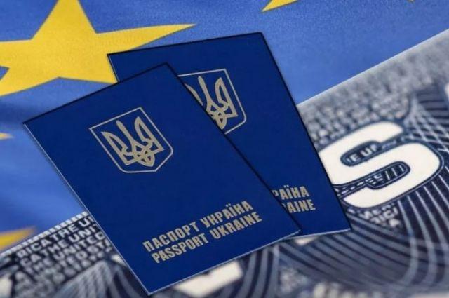 Госпогранслужба: Количество поездок украинцев по безвизу резко снизилось