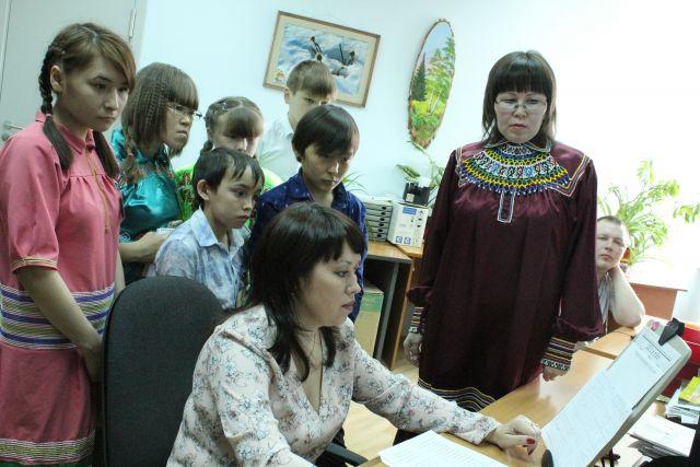 Цель проекта – популяризация родного языка среди молодежи.