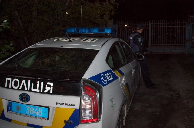 Под Киевом военному комиссару пригрозили увольнением за пьяную езду