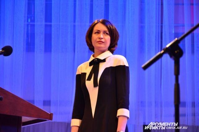 Оксана Фадина рассказала о своих литературных предпочтениях.