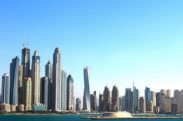 В Дубае намерены запустить беспилотное воздушное такси