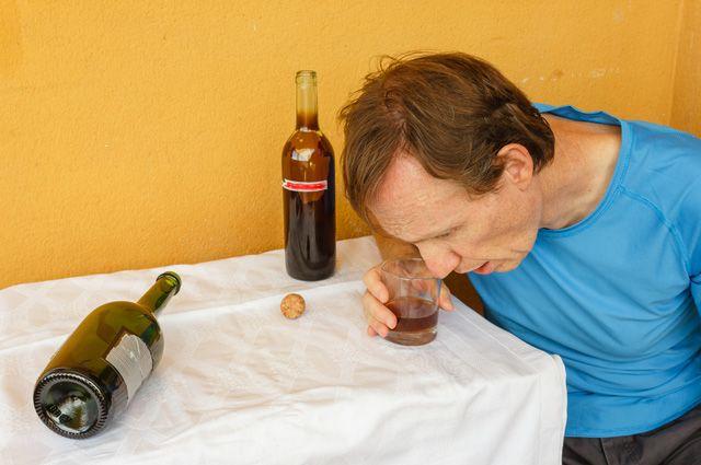 Пить или не пить? Каждый решает сам.