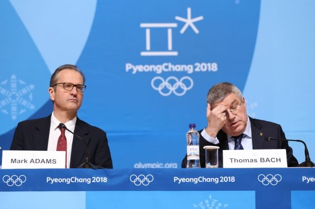 В МОК считают, что Грязцов и Попов не получили приглашения на ОИ из-за ОКР
