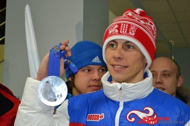На Олимпиаде в Сочи наши спортсмены не могли не победить, потому что выложились по полной.