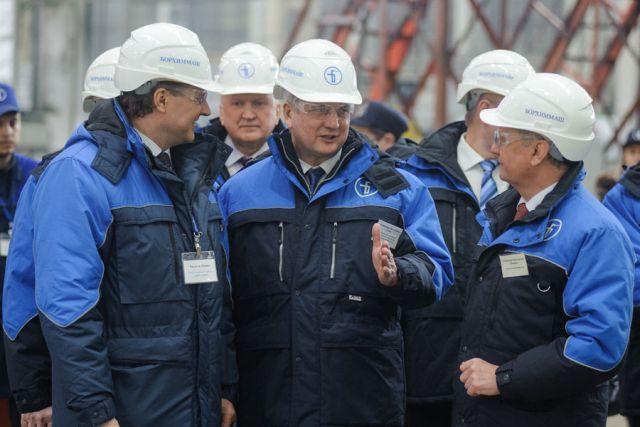 В ходе рабочей поездки Александр Гусев обсудил перспективы развития промышленности Борисоглебска.