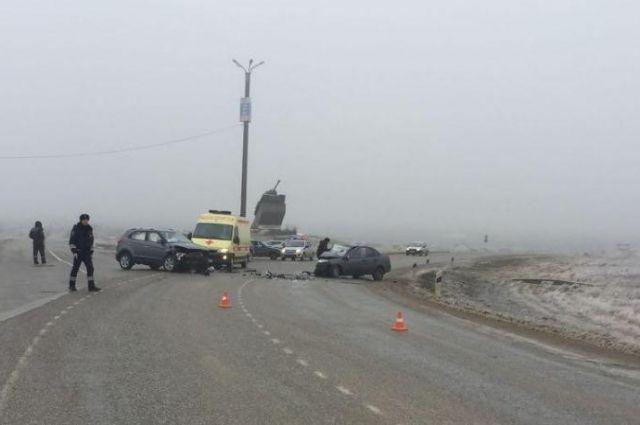 Мужчина умер вДТП наСтаврополье из-за превышения скорости