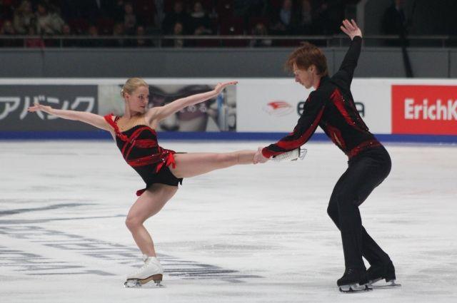 Евгения Тарасова и Владимир Морозов - действующие чемпионы Европы.