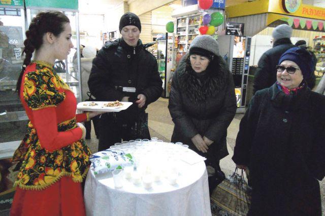 Белгородцы высоко оценили продукцию местных производителей.