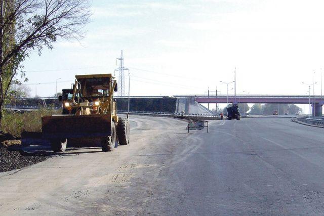 Развязка трассы на Шебекино - подобная появится и в Белгороде.