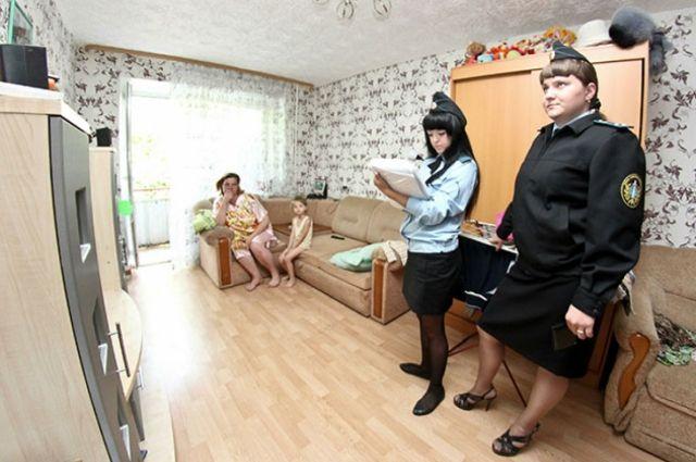 Закон разрешает забрать единственное жильё.