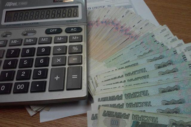 В6 раз уменьшились платежи побюджетным кредитам для Челябинской области