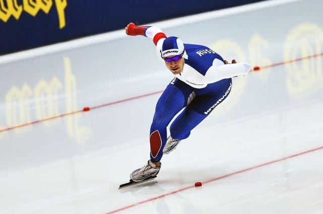 В Союзе конькобежцев России пояснили ситуацию с неучастием Грязцова в ОИ