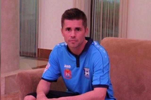 Дмитрий Торбинский присоединился футболистам «Балтики» на сборах в Турции.