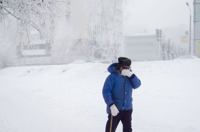 В 7-мой раз ссамого начала года введен режим «черного неба»— Красноярск