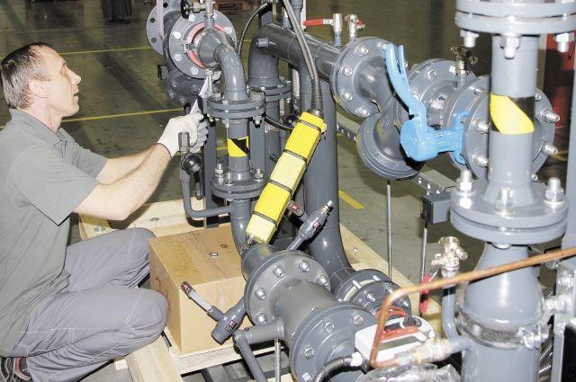 Индивидуальный тепловой пункт - это сочетание теплообменника, насоса и прибора учёта теплоносителя.