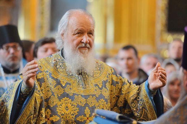 Патриарх Кирилл поведал, ккакому идеалу должны стремиться девушки