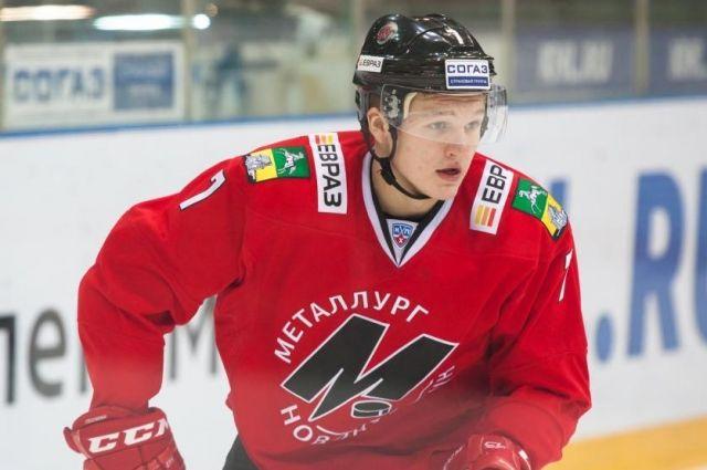 Кирилл Капризов забил первый гол на Олимпиаде в Пхенчхане.