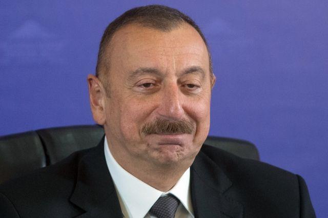 ЦИК Азербайджана утвердил выдвижение Алиева