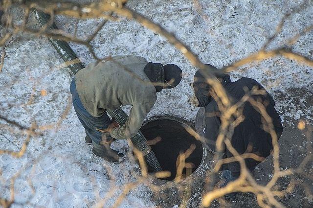 В Тюмени задержали подозреваемых в краже канализационных труб
