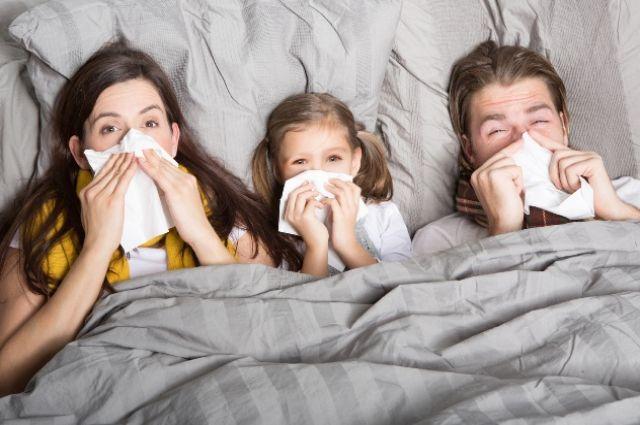 Японская компания создала препарат, который убивает вирус гриппа за сутки