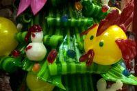 В Ялуторовске будут производить разноцветную карамель