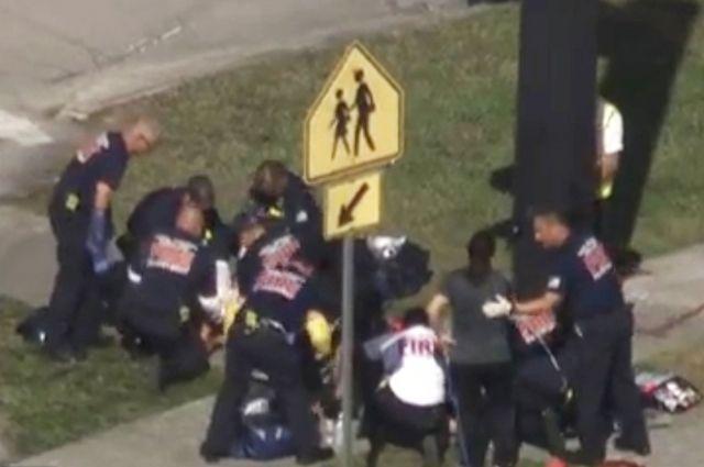 СМИ сообщили о семи погибших при стрельбе в американской школе