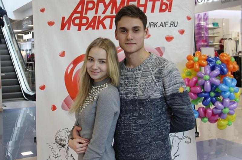Светлана и Илья