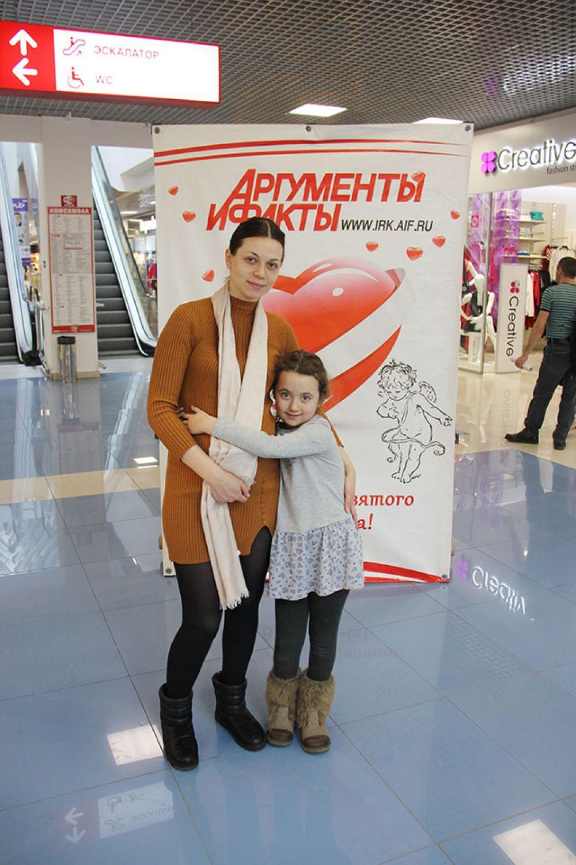 Полина и Елена