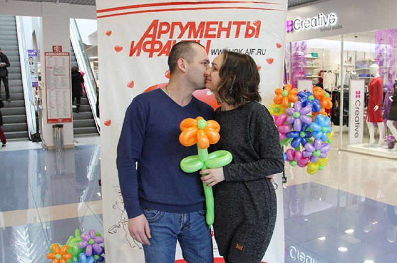 Серегй и Татьяна
