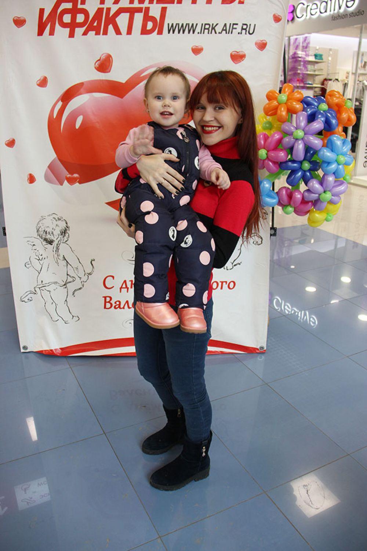 Юлия и Оливия
