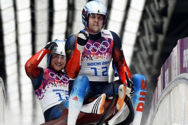 Накануне в Пхенчхане состоялся розыгрыш медалей в двойках саночников.