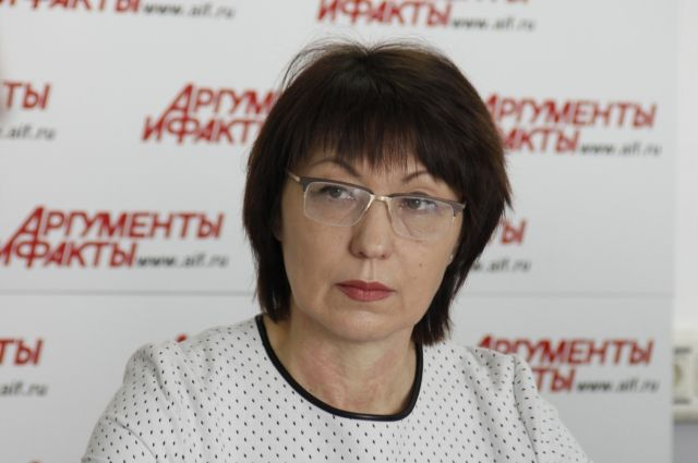 Наталья Шлыкова.