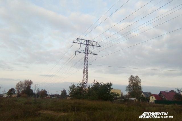 Калининградские садоводы задолжали за свет более 16 млн рублей.