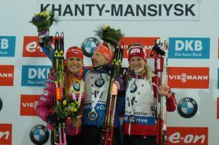 Этап Кубка IBU пройдет в Ханты-Мансийске