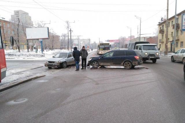 С начала года в Перми произошло уже девять ДТП, в которых пострадали несовершеннолетние пассажиры.