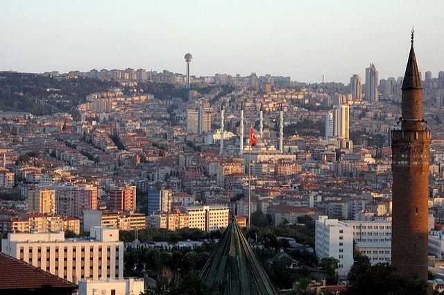 Улицу у посольства США в Анкаре переименовали в честь операции в Сирии