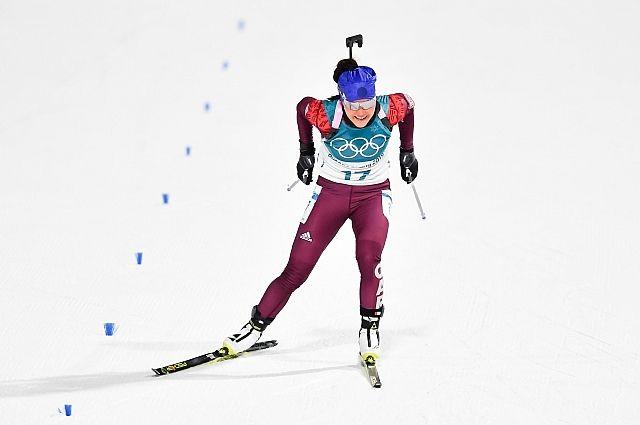 Женская персональная гонка наОлимпиаде вПхенчхане перенесена начетверг
