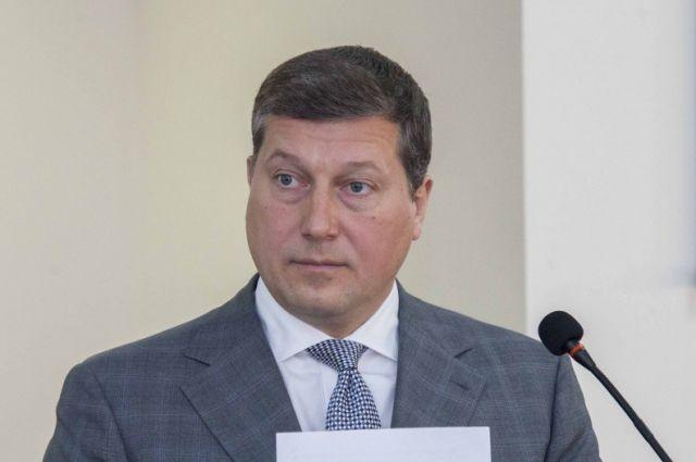Задержанному вице-спикеру Олегу Сорокину продлили арест до 18 мая.