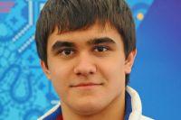Трегубов первый красноярец взявший медаль на Олимпиаде.