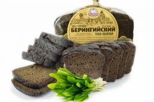 """В Петропавловске приготовили """"Берингийский"""" хлеб с черемшой"""