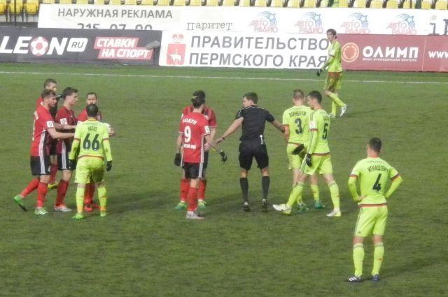 «Амкар» продолжает подготовку к весенней части Премьер-лиги.