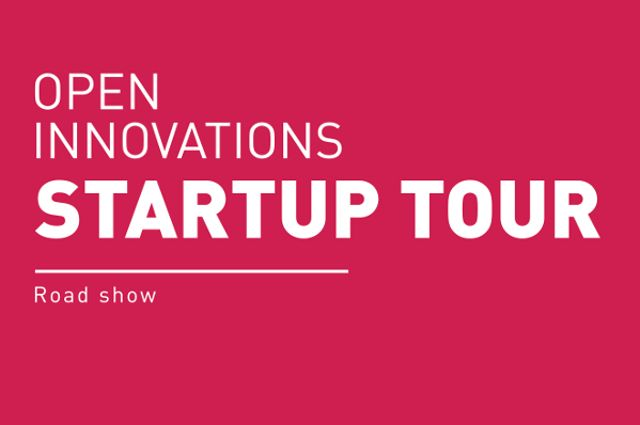 Open Innovations Startup Tour.