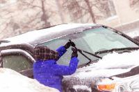 Кузбассовцев предупреждают о снегопадах и метелях.