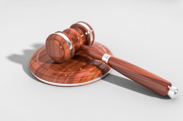 Кориневского задержали в зале суда.