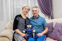 Родителям Сергей Андронов звонит каждый вечер.