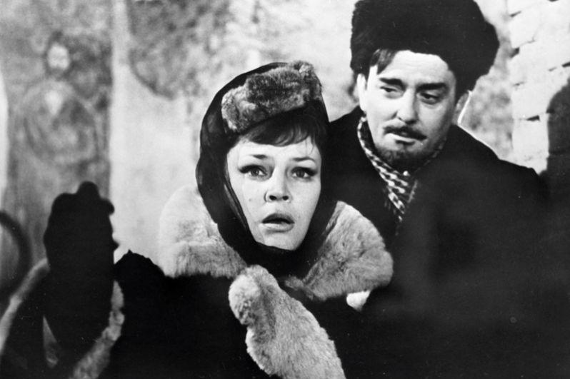 Гурген Тонунц и Эльза Леждей в фильме Степана Кеворкова «Чрезвычайное поручение» (1965).