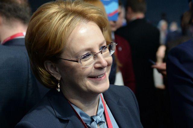 Сопредседателем Независимой комиссии понеинфекционным заболеваниям стала Вероника Скворцова